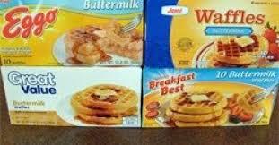 Eggo Toaster Waffles Best Buttermilk Waffles We Rank The House Brands Aol News
