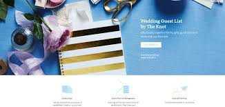 Wedding Expenses List Spreadsheet 7 Free Wedding Guest List Templates And Managers