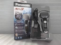 es lt41 k rasuradora eléctrica recargable panasonic 3 blade es lt41 k