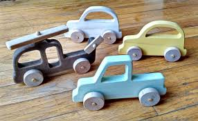 Plans For Wood Toy Trucks by Diy Wooden Toy Vehicles Car Truck U0026 Helicopter The Project Lady