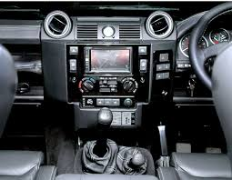 2014 land rover defender interior interior tweaked automotive