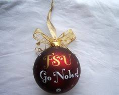college football florida state seminoles led ornament