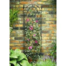 metal garden trellis ideas home outdoor decoration