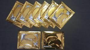 Jual Masker Mata Collagen Di Surabaya masker mata collagen gold murah dikirim dari surabaya rp