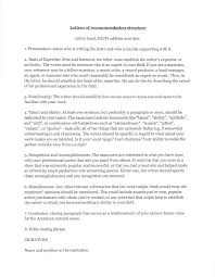 ideas collection recommendation letter for us visa about cover