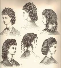hair style of 1800 summer hairstyles for hairstyles locksofelegance past made present