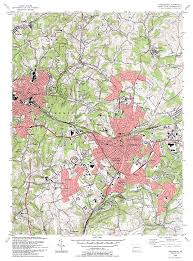 Pennsylvania Highway Map by Topographic Maps Of Jeannette Pennsylvania Area