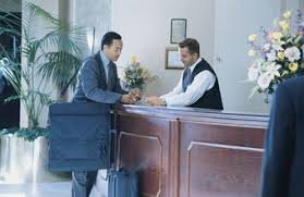 Front Desk Attendant Tips On Training New Employees For The Front Desk Chron Com