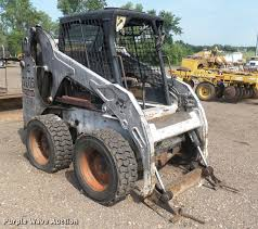 2008 bobcat s205 skid steer item db3292 sold august 31