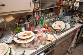 how to deal with dirty dish dilemmas the daily universe