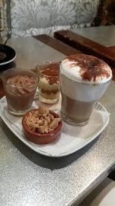 3 cuisine gourmande cappuccino gourmande gourmet cappuccino with 3 desserts 9 50
