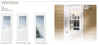 Exterior Door Window Inserts Windows And Doors Manufacturer Jeld Wen Of Canada Ltd