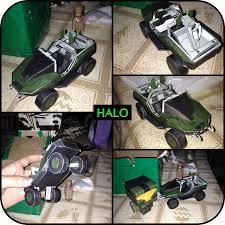 halo 4 warthog halo warthog simple template papercraft by thithou on deviantart