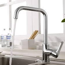 alcali cuisine cuisine bassin robinet cuivre eau chaude et froide pivotant