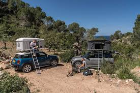 jeep roof top tent updated w availability mini countryman roof top tent is here