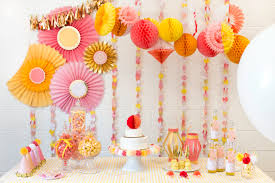 party decor diy party decor we r memory keepers
