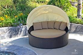Outdoor Day Bed by Harmonia Living Wink Daybed Wicker Com