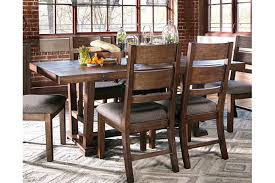zenfield dining room table ashley furniture homestore