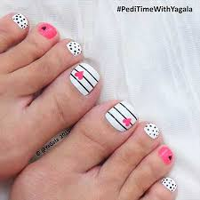 15 hottest toe nail designs for summer