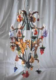 Glass Fruit Chandelier by Italian Lighting Centre Murano Chandeliers Italian Lights