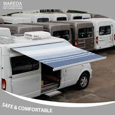 Rv Retractable Awnings Shanghai Wareda Sunshade Equipment Co Ltd French Awning