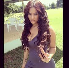 cyn santana hair exclusive vladtv s vixen of the day cyn santana