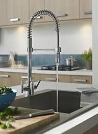 Bristan Traditional Kitchen Taps - the bristan artisan professional kitchen mixer tap has a pull out