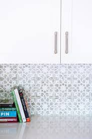 How To Paint Tile Backsplash In Kitchen Best 25 Painting Tile Backsplash Ideas On Pinterest Painted