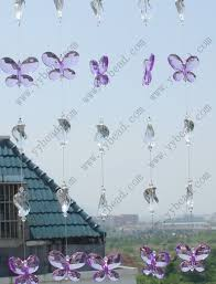 Purple Butterfly Curtains Purple Butterfly Wedding Decoration Curtain By Wir Bc054