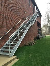 emejing exterior stair treads gallery interior design ideas