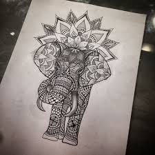 mandala flower tattoo tattooimages biz