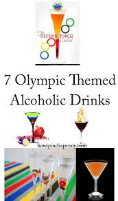 7 olympic themed alcoholic drinks sochi