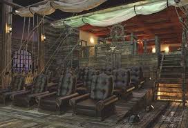 pirate home decor amazingly awesome home theaters men cave cave and room