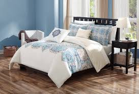 Dragonfly Bedding Queen Colormate Athena 5 Piece Bedding Set Mosaic Print