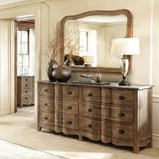 belmont 6 drawer dresser with bluestone top in natural dressers