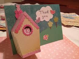 handmade thank you cards a là papercrafter scribblesandshakespeare