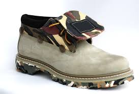 Rugged Outdoor Leather Rugged Outdoor Shoe