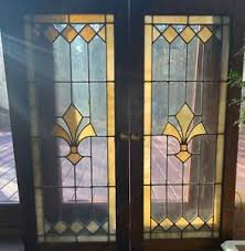 stained glass windows for kitchen cabinets stained glass cabinet doors products for sale ebay