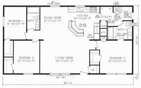 Us Homes Floor Plans by 2 Bedroom 2 Bath Single Wide Mobile Home Floor Plans Mattress