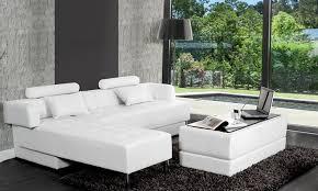 Canap D Angle R Versible Et Convertible Avec Canape D Angle Convertible Avec Pouf Maison Design Hosnya Com