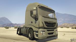 iveco stralis hi way for gta 5