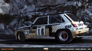 renault rally renault 5 turbo team diac racedepartment
