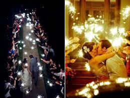 sparklers for wedding wedding sparklers sparkler exit sparklers for wedding