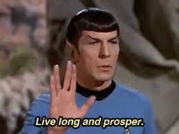 Happy Birthday Meme Gif - spock gifs tenor