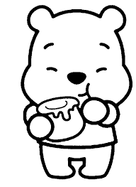 stupendous coloring pages winnie pooh babies 11 coloring