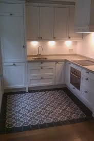 Tiled Kitchen Floors Ideas 310 Best Thresholds Transitions Images On Pinterest Homes