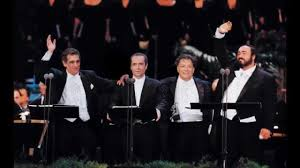 the three tenors and the best selling album in the entire history