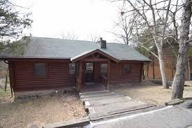 branson woods 2 bedroom pet friendly log cabin