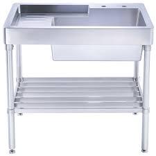 whitehaus kitchen faucets whitehaus wh33209 leg np pearlhaus single bowl freestanding