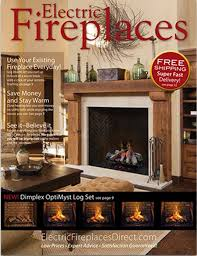 electric fireplaces direct releases their 2013 holiday catalog and